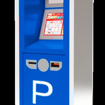 Платежный терминал ПТ-6 (Паркомат)
